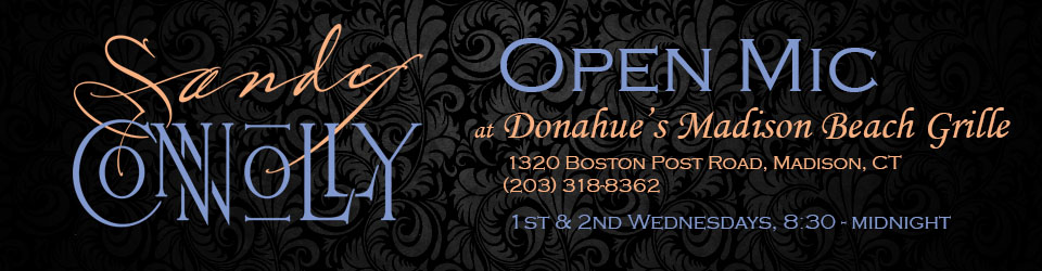 Open Mic at Donahue's on Wednesdays