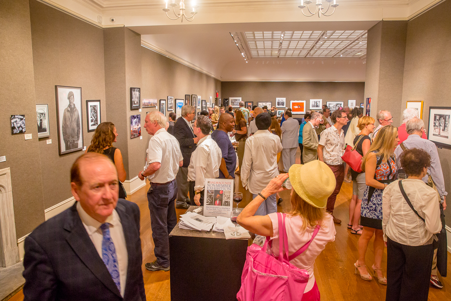 The Salmagundi Club Non-Members' Photography & Graphics Exhibition